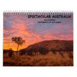 Spectacular Australia landscape calendar - 3 sizes