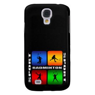 Spectacular Badminton Galaxy S4 Cover