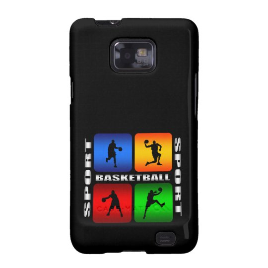 Spectacular Basketball Galaxy S2 Cover