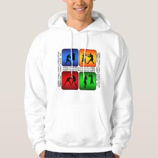 Spectacular Boxing Hooded Sweatshirt