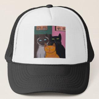 Spectacular Cats 2 Trucker Hat