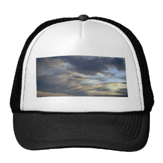 Spectacular Cloudy Sky Hats