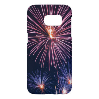 Spectacular Fireworks Finale Samsung Galaxy S7 Case