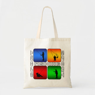 Spectacular Fishing Tote Bags