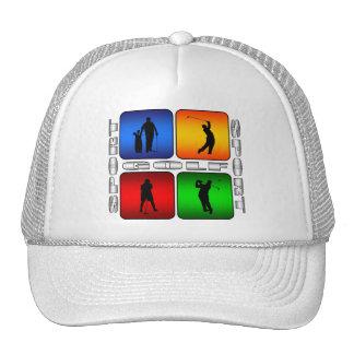 Spectacular Golf Trucker Hats