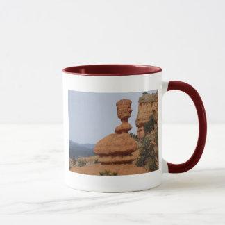 Spectacular Hoodoo at Red Canyon, Utah Mug