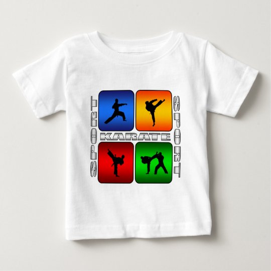 Spectacular Karate Baby T-Shirt