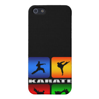 Spectacular Karate iPhone SE/5/5s Case