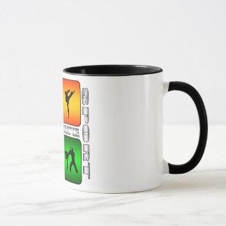 Spectacular Karate Mug