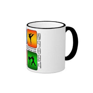 Spectacular Karate Coffee Mugs