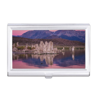 Spectacular Mono Lake In The Shadow Case For Business Cards