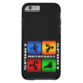 Spectacular Motocross Tough iPhone 6 Case