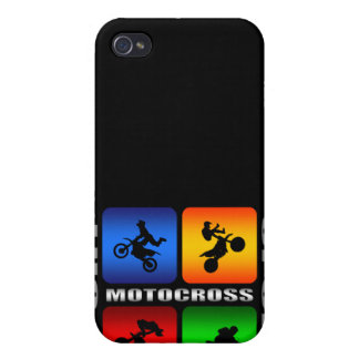 Spectacular Motocross iPhone 4 Covers