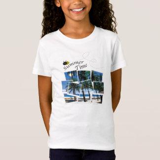 Spectacular Ocean and Beach View Design T-Shirt
