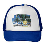 Spectacular Ocean, Sun & Beach View Design Hat