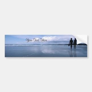 Spectacular Ocean Waves and Beach Bumper Stickers