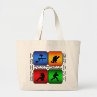 Spectacular Paintball Tote Bags