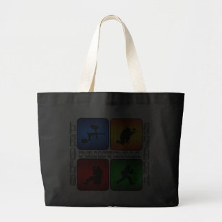 Spectacular Paintball Tote Bag