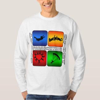 Spectacular Parachuting T-shirt
