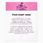 Spectacular Pink - Fractal Flyer