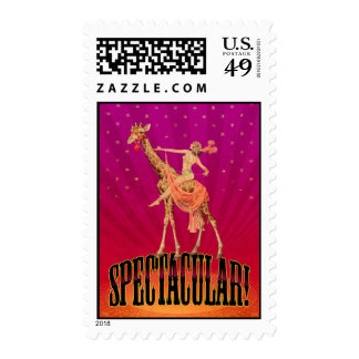 Spectacular! Postage Stamp