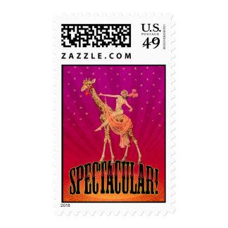 Spectacular! Postage Stamp