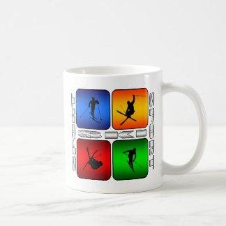 Spectacular Ski Coffee Mug