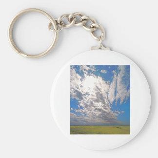Spectacular Sky Keychain