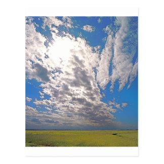 Spectacular Sky Postcard