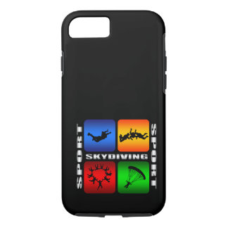 Spectacular Skydiving iPhone 7 Case