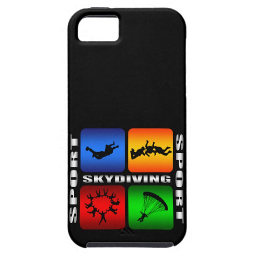 Spectacular Skydiving iPhone SE/5/5s Case