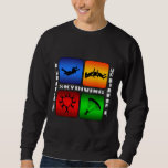 Spectacular Skydiving Sweatshirt