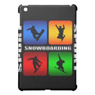 Spectacular Snowboarding iPad Mini Cover