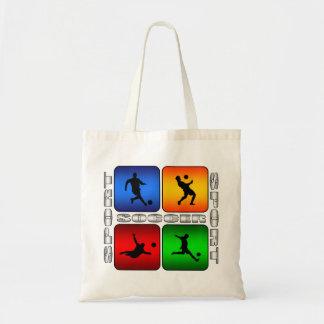 Spectacular Soccer Tote Bag