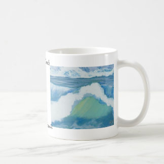 Spectacular Sparkle - CricketDiane Ocean Art Coffee Mug