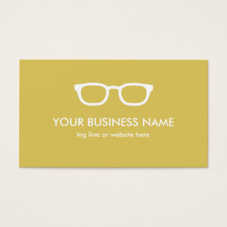 Spectacular Spectacles Business Card