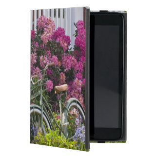 Spectacular spring bloom, whimsical antique iPad mini cover