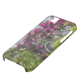 Spectacular spring bloom, whimsical antique iPhone 5C cover