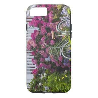 Spectacular spring bloom, whimsical antique iPhone 8/7 case