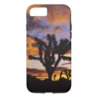 Spectacular Sunrise at Joshua Tree National Park iPhone 8/7 Case