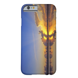 Spectacular Sunset over the Little Muddy River Barely There iPhone 6 Case