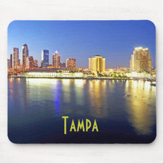 Spectacular Tampa Bay Mouse Pad