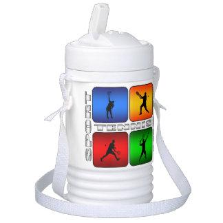 Spectacular Tennis Sport (Male) Igloo Beverage Cooler