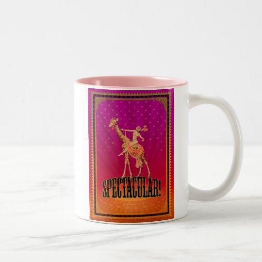 Spectacular! Two-Tone Coffee Mug
