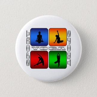 Spectacular Yoga Button