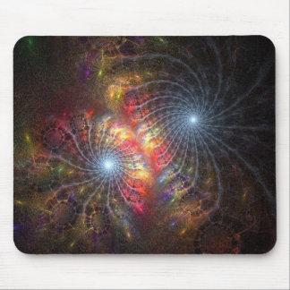 spectaculaspiralsdyathink90 mouse pad