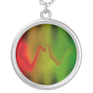 Spectral Analysis v#1 necklace