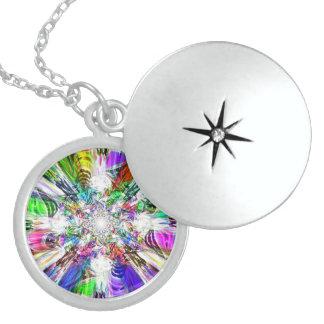 Spectral Color Necklace