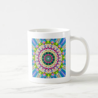 Spectral Concentricity Coffee Mug