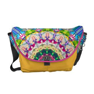 Spectral Concentricity Messenger Bag